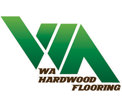 WA Hardwood Flooring - Low Priced Wood Floors - Salt Lake City, UT logo
